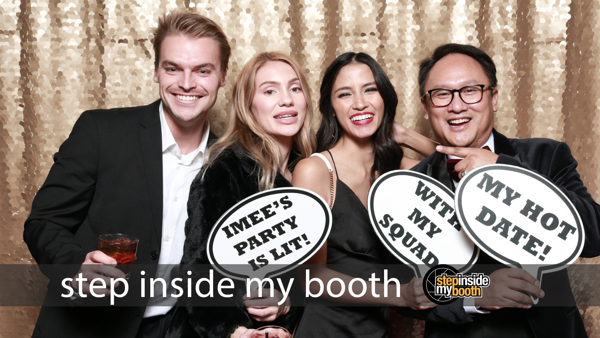 Photo Booth Rental in Hollywood, Photo booth for hire in West Hollywood, Photo booth rental for Hollywood Roosevelt Hotel